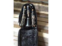 Santana clarinet