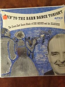 Don Messer Goin to the Barn Dance Tonight Kingston Kingston Area image 1