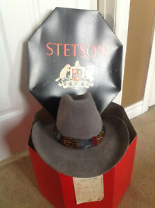 Original vintage Stetson Cowboy Hat