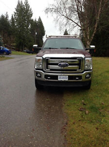 ford 250 super duty long box Revelstoke British Columbia image 6