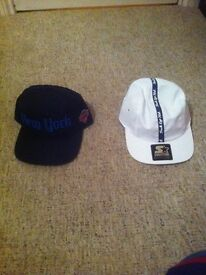 Starter panel cap and my Mitchell and ness SnapBack.