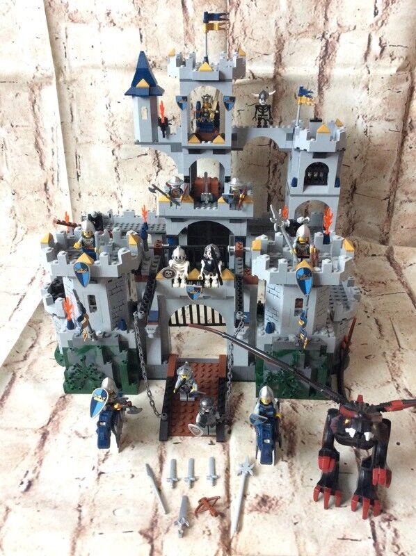 Lego Castle 7094 Kings Castle Siege In Mirfield West