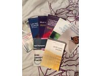 A bundle of youth work books