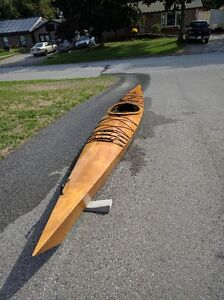 17 Foot Kayak , stitch and glue , Chesapeake Light Craft