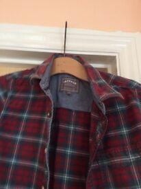 Fat face men's shirt and tshirt