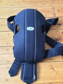 BabyBjorn Original Baby Carrier (with instructions)