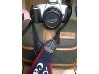 Canon EOS slr film camera