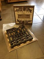 Firefighters Chess Set