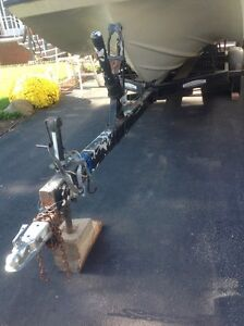 Tandem axle trailer for14 to 19 ft boat Windsor Region Ontario image 5