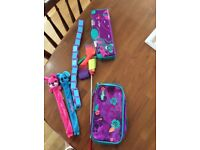 Smiggle pencil cases, and toys