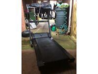 ProActive Fitness Cardio Trainer Treadmill