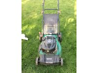 Qualcast self drive lawn mower