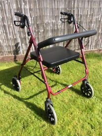 Mobility walker EXTRA WIDE HEAVY DUTY (CAN DELIVER)