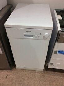 Electra C1745W Slimline Dishwasher