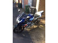 Suzuki GSXR1000 k4 very low mileage for age