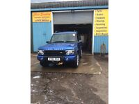 Discovery D2 V8i Es LPG conversion 7seater