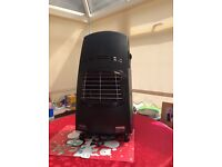 DeLonghi Blue Flame Mobile Gas Heater