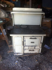 regal wood stove, Antique wood burning cook stove