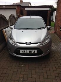 For sale 1.4 D Ford Fiesta.