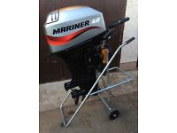 Mariner 40HP Outboard engine