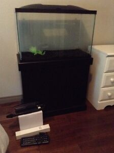 30 Gallon Fish Tank *EVERYTHING INCLUDED*