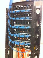 NETWORK CABLE, VOICE, DATA, CCTV, AUDIO, VIDEO, SAT.