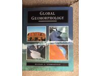 University level, Global Geomorphology