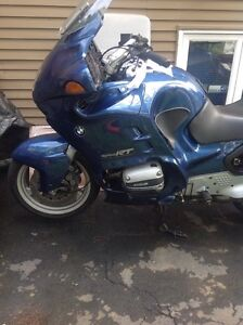 1997 BMW R1100rt.  Just Reduced price