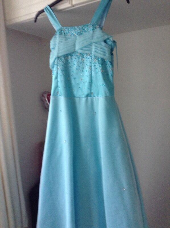 Designer Prom Dress/Bridesmaid Dress/ 11/12 year old | in Birchgrove ...