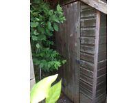 Garden shed 6x4 Free