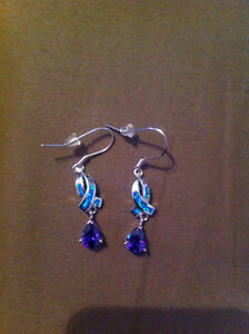 New Sterling Silver Earrings