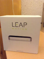 Leap Motion (USB Hand Motion Tracker)