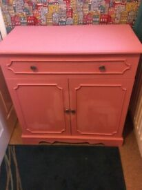 Shabby Chic cupboard