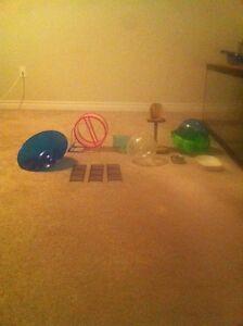Gerbil/hamster/rat/mouse/mice toys
