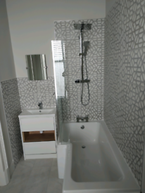Repairs and replacement. Bathrooms and kitchens