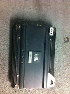 JBL Audio Vehicle Amplifier 200.2