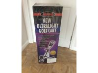Golf Trolley (brand new boxed and unopened)