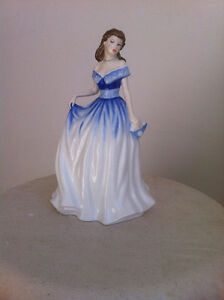 "Royal Doulton ""Charlotte"" Figurine"