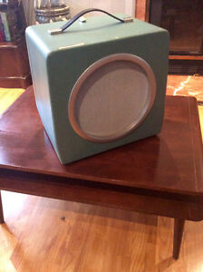 Bell&Howell 16MM audio filmsound & projector speaker with câbles Cornwall Ontario image 5