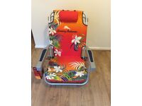 NEW TOMMY BAHAMA BACKPACK FOLDING CHAIR (x2)