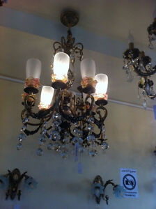Asfour Crystal Chandelier | Kijiji: Free Classifieds in ...