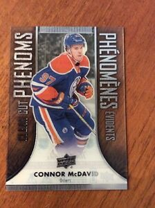 Tim Hortons hockey cards  clear cut phenoms 7$ LAST CHANCE