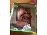Girls boots - new price