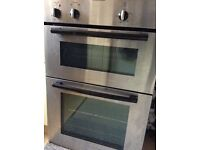 ELECTROLUX DOUBLE OVEN - Comes with user manual; FULLY WORKING AND CLEAN... £70