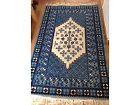 Large Authentic Tunisian Rug