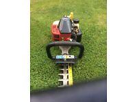 Petrol Hedge Trimmer £45