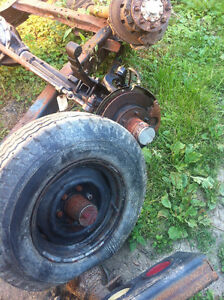 Chevy 10 bolt Dana 44 axles and axle parts for sale 1979 1980 Kitchener / Waterloo Kitchener Area image 3