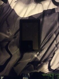 Kindle Fire HD (comes with charger.)