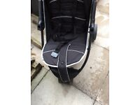 Graco folding stroller pushchair