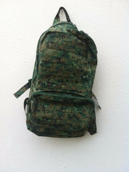 Army haversack. In good condition.
